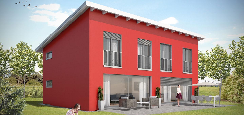 traumhaus 101 einfamilienhaus bauen kosten grundrisse hausidee architekturbuero. Black Bedroom Furniture Sets. Home Design Ideas