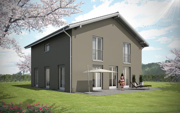 Einfamilienhaus Bauen Kosten Preis Grundrisse Hausideen