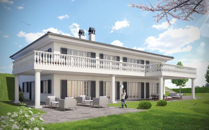hausideen traumhaus grundrisse kosten bauen architekturbuero. Black Bedroom Furniture Sets. Home Design Ideas
